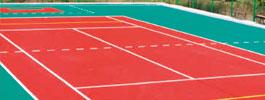 campi tennis smontabili